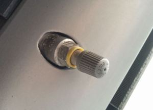 Aston Martin DB9 Tire Pressure Sensor TPS