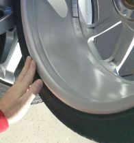 Checking the Rims