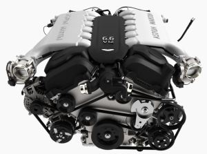 Aston Martin DB9 Engine