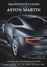 The Definitive Guide to the new Gaydon era Aston Martin - Book Cover