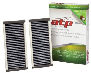 ATP Automotive Carbon Activated Premium Cabin Filter Part Number RA-16 with Box