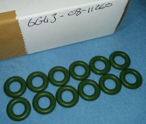 Aston Martin DB9 Fuel Injector O-Ring Lower Part Number 6G43-08-11260-PK