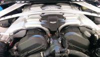 Aston Martin DB9 back together after Coil Pack and Spark Plug Change