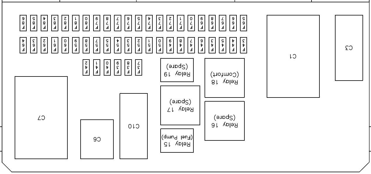cabin fuse box display schematics wiring diagrams u2022 rh seniorlivinguniversity co Agco Fuse Display Screen Automotive Fuse Assortment Wall Display