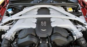 Aston Martin DB9 Engine Brace - Later Model
