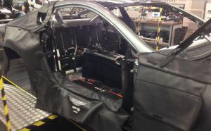 Aston Martin DB9 Factory Body Protection Kit