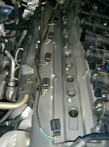 coil-packs-removed-from-an-aston-martin-db9