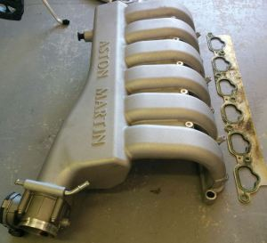 intake-manifold-removed-from-an-aston-martin-db9