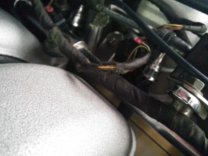 fuel-injector-fraid-wiring-on-an-aston-martin-db9